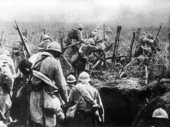 Battle Of Verdun Begins This Day 1916 Slicethelife