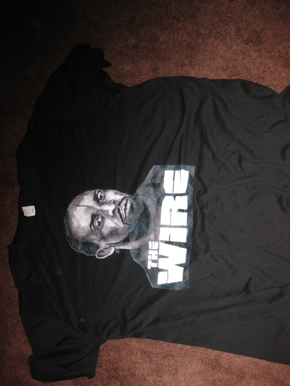 MY LIFE THROUGH MY T-SHIRT COLLECTION- THE WIRE/ OMAR LITTLE ...