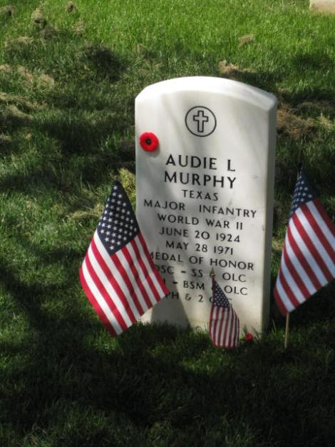 audie murphy s grave arlington national cemetery slicethelife