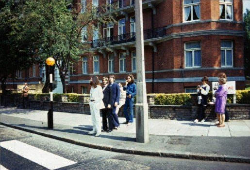 Image result for the beatles abbey road images