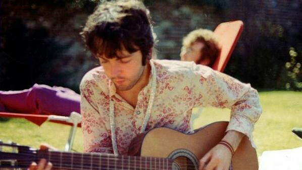 Image result for the beatles mother nature's son images