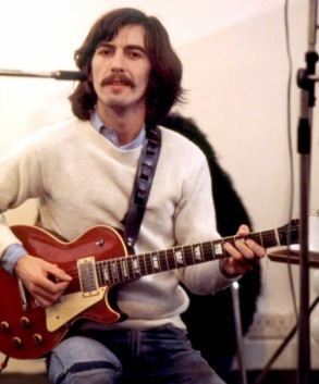 Image result for george harrison something images