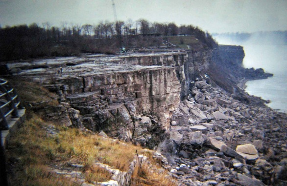 Image result for niagara falls closed 1969 images