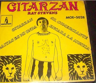 Image result for gitarzan single images