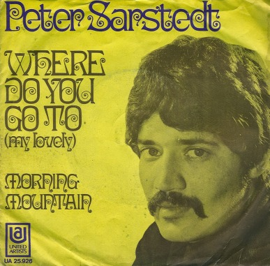 Image result for where do you go to peter sarstedt single  images