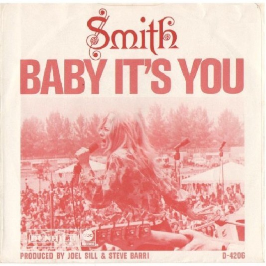 Image result for baby it's you smith single images