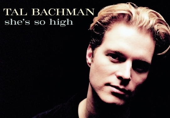 Image result for tal bachman she's so high single images