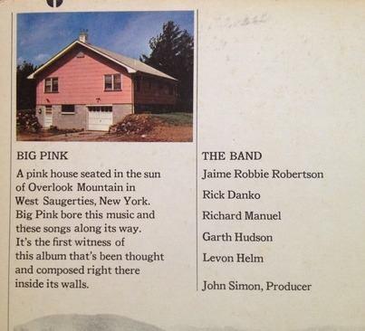Big Pink — Camp Cripple Creek