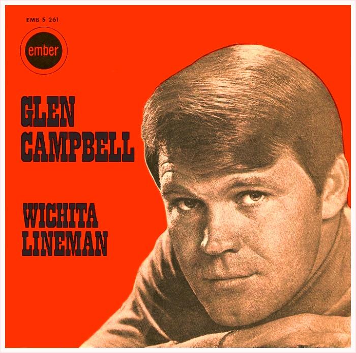 Nostalgia Is Evil - Music Reviews: Glen Campbell - Wichita Lineman