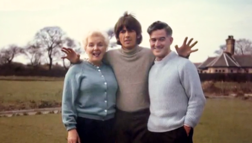 The Beatles: 25 Days Of Harrison- Day 1 Harold and Louise Harrison