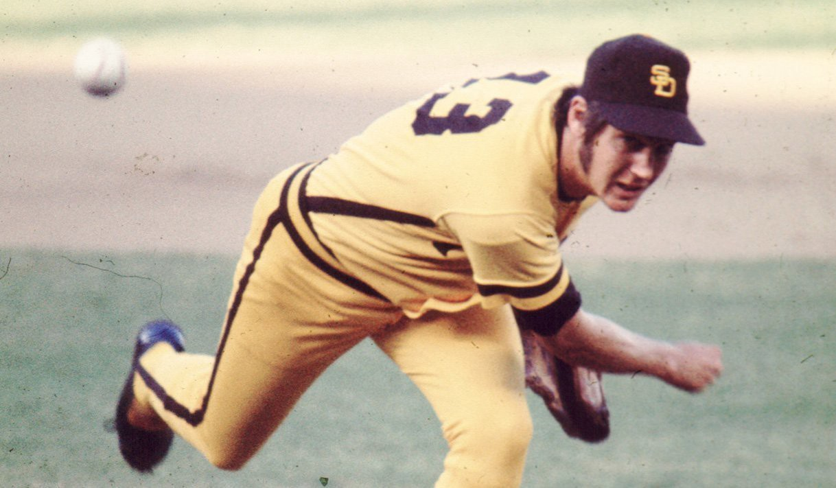Top 50 Individual Seasons. 39. Clay Kirby, 1971 — First Padre to ...
