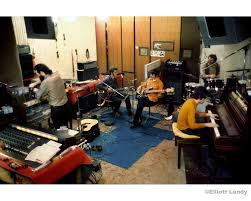 """Elliott Landy Photography - """"The Band recording The Band album in ..."""