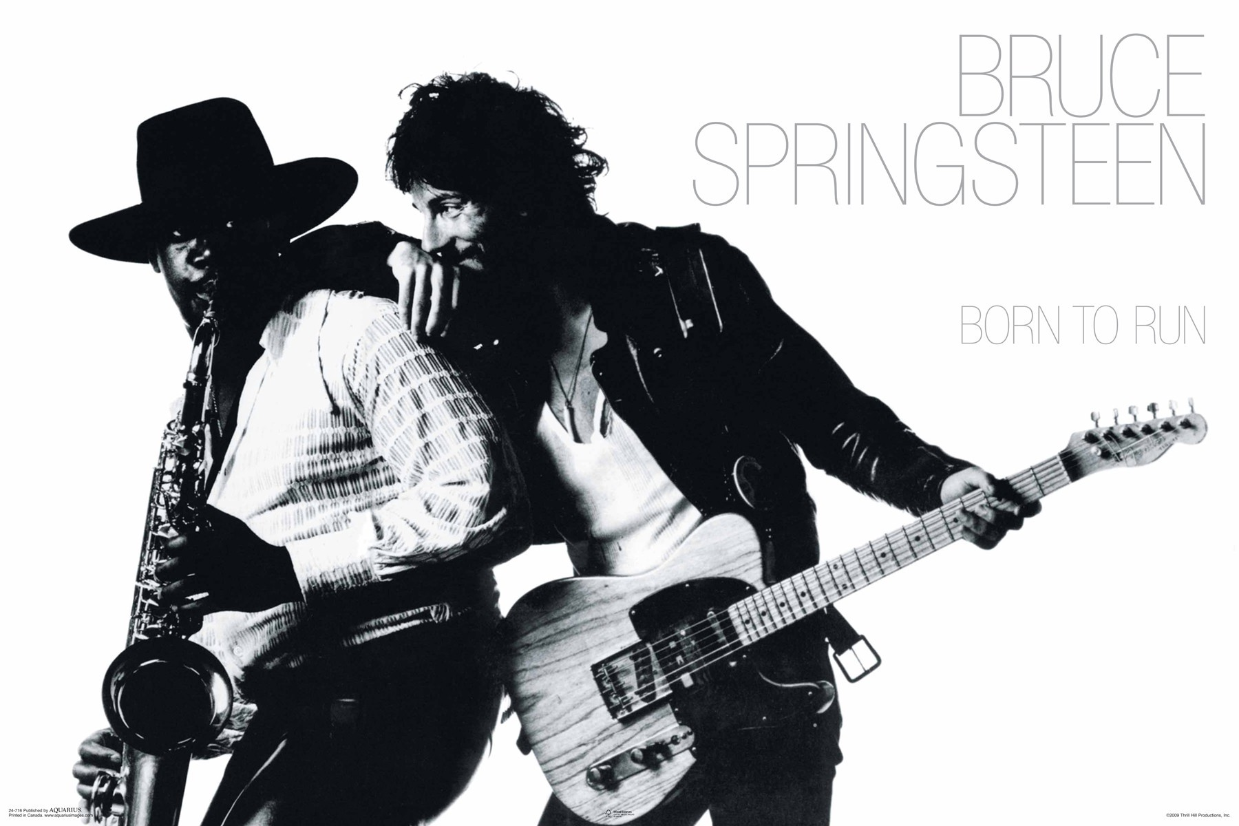 Born to Run': How an Album Cover Celebrated Bruce Springsteen's ...