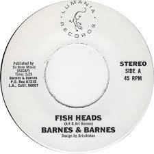 45cat - Barnes And Barnes - Fish Heads / High School Gym - Lumania - USA
