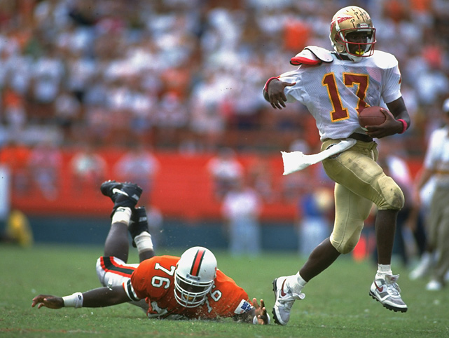 FSU All-Time Countdown - No. 2 - Charlie Ward | Seminoles Chant
