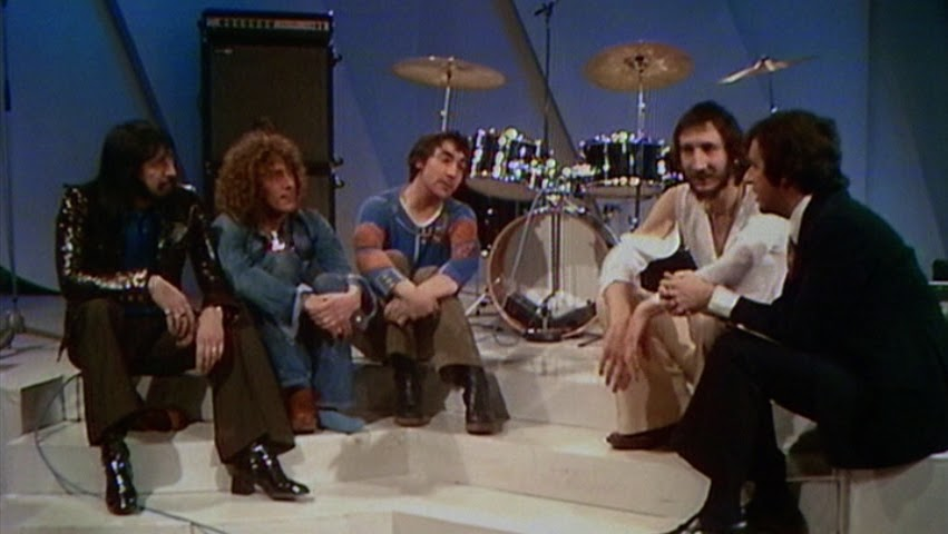 The Agitation of the Mind: The Who: The Kids Are Alright