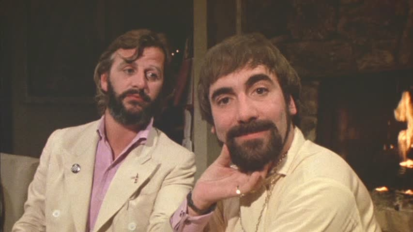 Ringo Starr films scenes for The Who's 'The Kid Are Alright' documentary 40  years ago #OnThisDay #OTD (Aug 12 1977)   RetroNewser