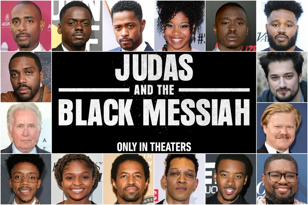 Image result for judas and the messiah movie poster images
