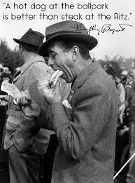 Humphrey Bogart - As the baseball season gets underway,... | Facebook