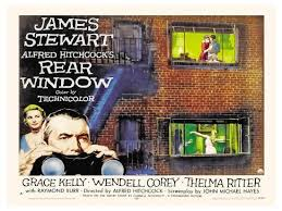 Rear Window, UK Movie Poster, 1954' Posters | AllPosters.com