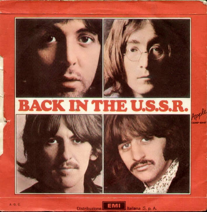 Bytes: The White Album: Back in the USSR